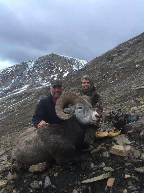 Greg Wagner (Big Horn Sheep)